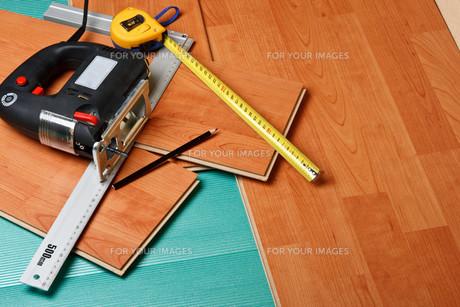 tools_materialsの写真素材 [FYI00835034]