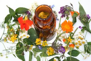 natural medicineの写真素材 [FYI00835487]