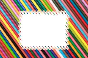 frame crayonsの写真素材 [FYI00835731]