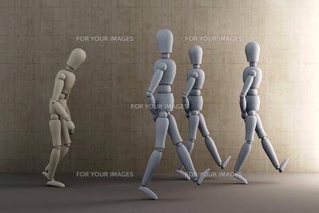 walkの素材 [FYI00835794]