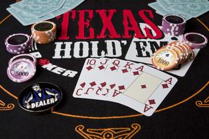 casinoの写真素材 [FYI00835944]