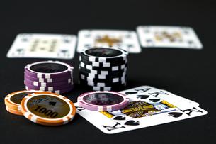 casinoの写真素材 [FYI00836217]