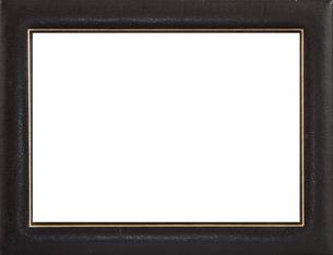 leather photo framesの写真素材 [FYI00836334]