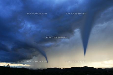 tornadoの写真素材 [FYI00836514]