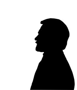 menの素材 [FYI00838169]