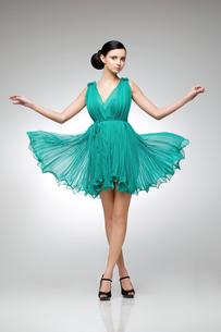 fashion_modelsの素材 [FYI00838418]