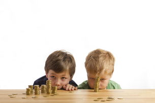 child benefitの写真素材 [FYI00838490]