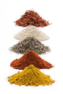ingredients_spicesの写真素材 [FYI00838709]