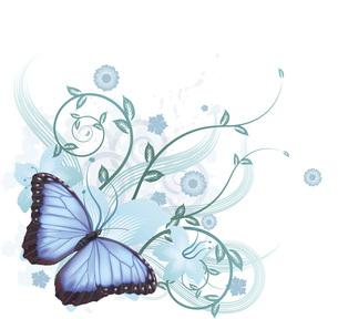 blueの写真素材 [FYI00838776]
