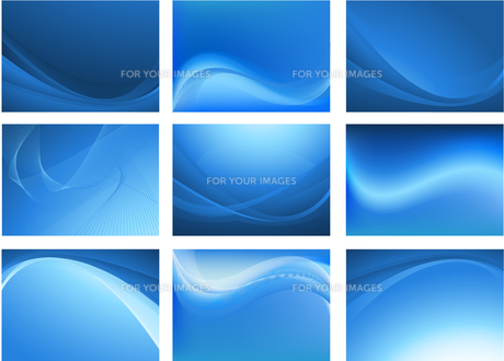 blueの素材 [FYI00838843]