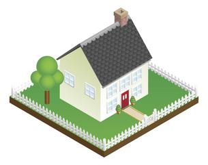 houseの写真素材 [FYI00838887]