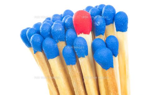 matchesの写真素材 [FYI00839007]