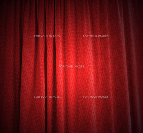 curtainの写真素材 [FYI00839829]