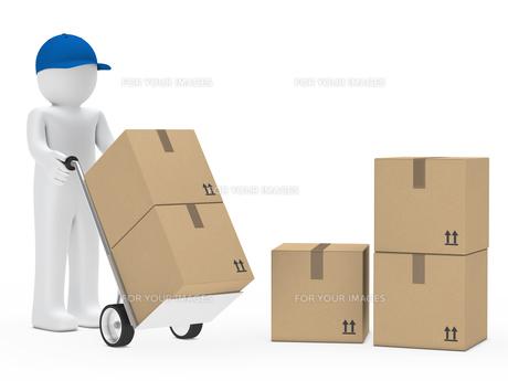 logistic_transportの素材 [FYI00839877]