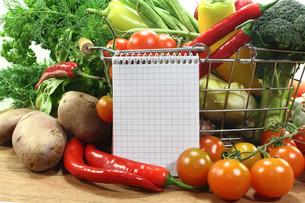 fruits_vegetablesの写真素材 [FYI00840012]