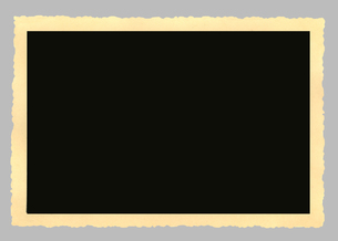deckle,blank picture frames,framedの写真素材 [FYI00840371]