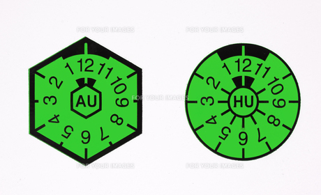 t?v seal and au-badgeの素材 [FYI00840398]