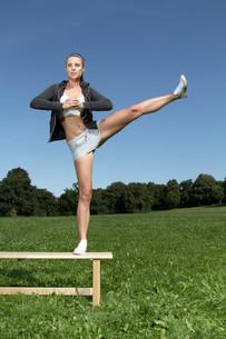 athletic_sportsの写真素材 [FYI00840714]