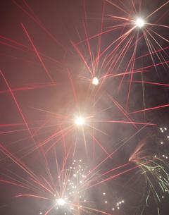 fireworksの写真素材 [FYI00840935]