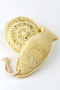 natural spongeの写真素材 [FYI00841047]