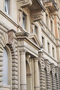 facade tax officeの写真素材 [FYI00841338]