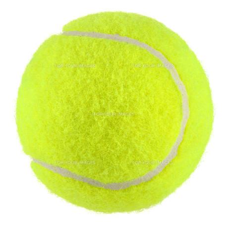 tennis ballの写真素材 [FYI00841943]