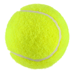tennis ballの素材 [FYI00841943]