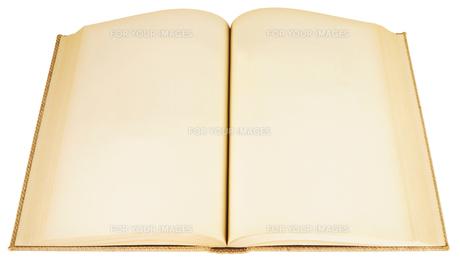 old open bookの写真素材 [FYI00842797]