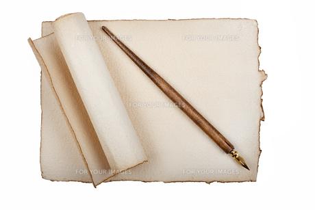 correspondence antikの写真素材 [FYI00842818]