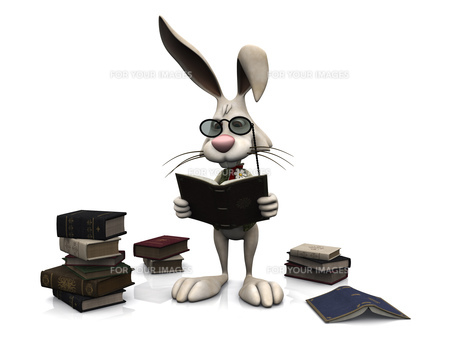 rabbitの写真素材 [FYI00843077]
