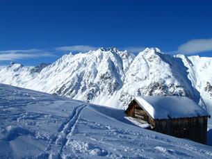 winter sportsの写真素材 [FYI00843488]
