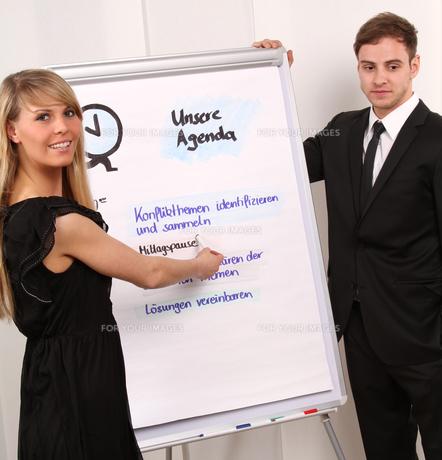 presentationの写真素材 [FYI00843554]