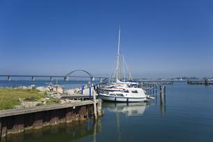 marina,grand faehreの写真素材 [FYI00843576]