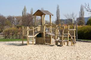 children's playgroundの素材 [FYI00843706]