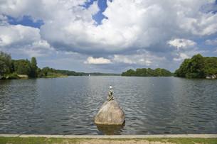 big lake eutin,eutinの写真素材 [FYI00843782]