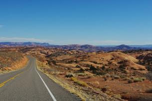 highway 276,southern utahの素材 [FYI00843807]