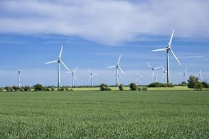 wind park,vadersdorf,insel fehmarnの素材 [FYI00843823]