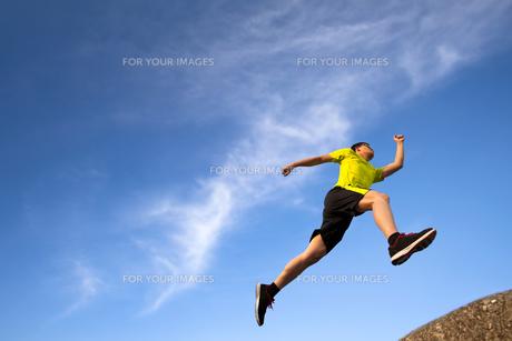 athletic_sportsの写真素材 [FYI00844151]