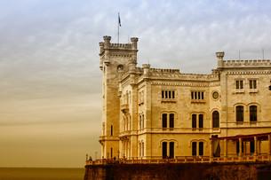 historic_buildingsの写真素材 [FYI00844322]