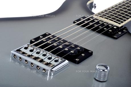 electric guitars full descriptionの写真素材 [FYI00844351]