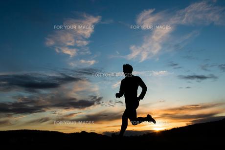 athletic_sportsの写真素材 [FYI00844586]