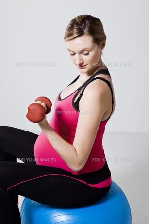 fitness_funsportの素材 [FYI00845407]