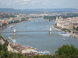 budapest,hungary,monument,europe,castle,danube,damube,hungarianの写真素材 [FYI00845960]