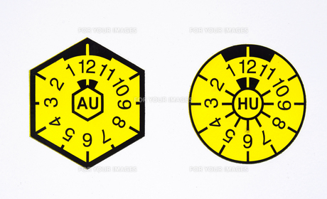 t?v seal and au-badgeの素材 [FYI00845987]