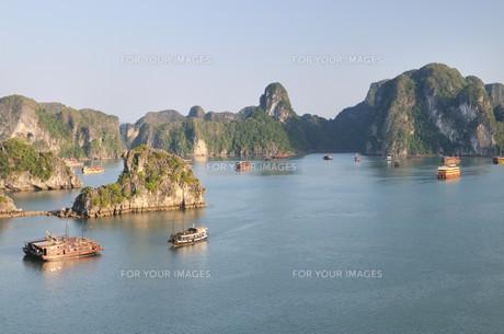 halong,vietnamの素材 [FYI00845992]