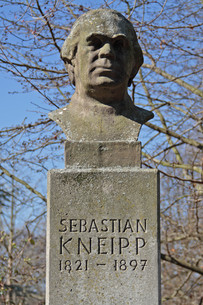 sebastian kneippの写真素材 [FYI00846485]