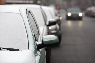winter roadの素材 [FYI00846544]