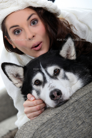 home_animalsの写真素材 [FYI00847440]