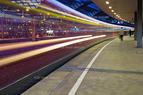 rail trafficの写真素材 [FYI00848016]
