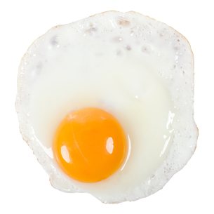 fried eggの写真素材 [FYI00848167]